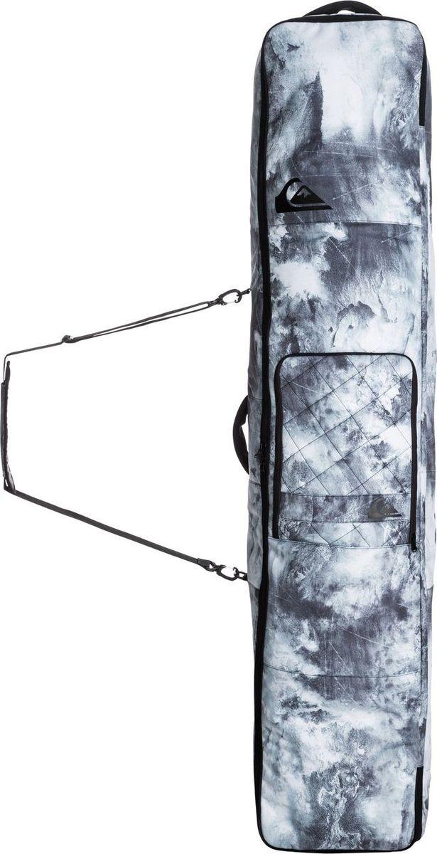 Чехол для сноуборда Quiksilver  Platted , цвет: серый, 165 см - Сноуборды