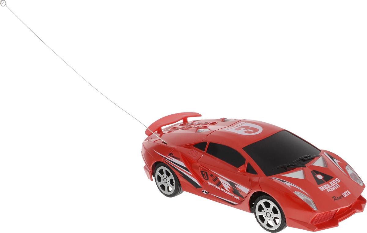 Yako Машина на радиоуправлении цвет красный