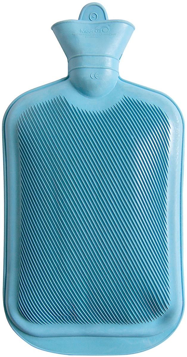 Medrull Грелка резиновая №2, 2000 мл4742225000316ГРЕЛКА РЕЗИНОВАЯ Сoстав резина. Вместимость в литрах 2л.