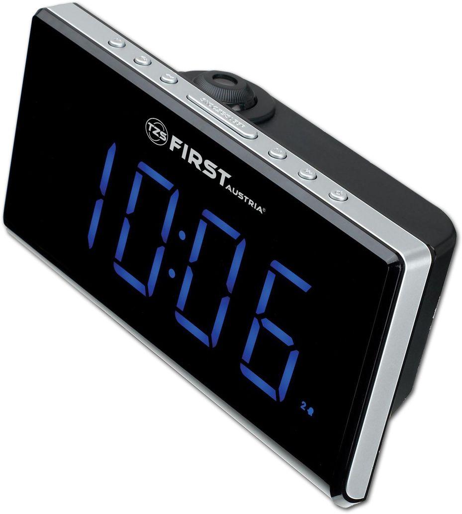 First FA-2421-9 радиочасы - Радиобудильники и проекционные часы