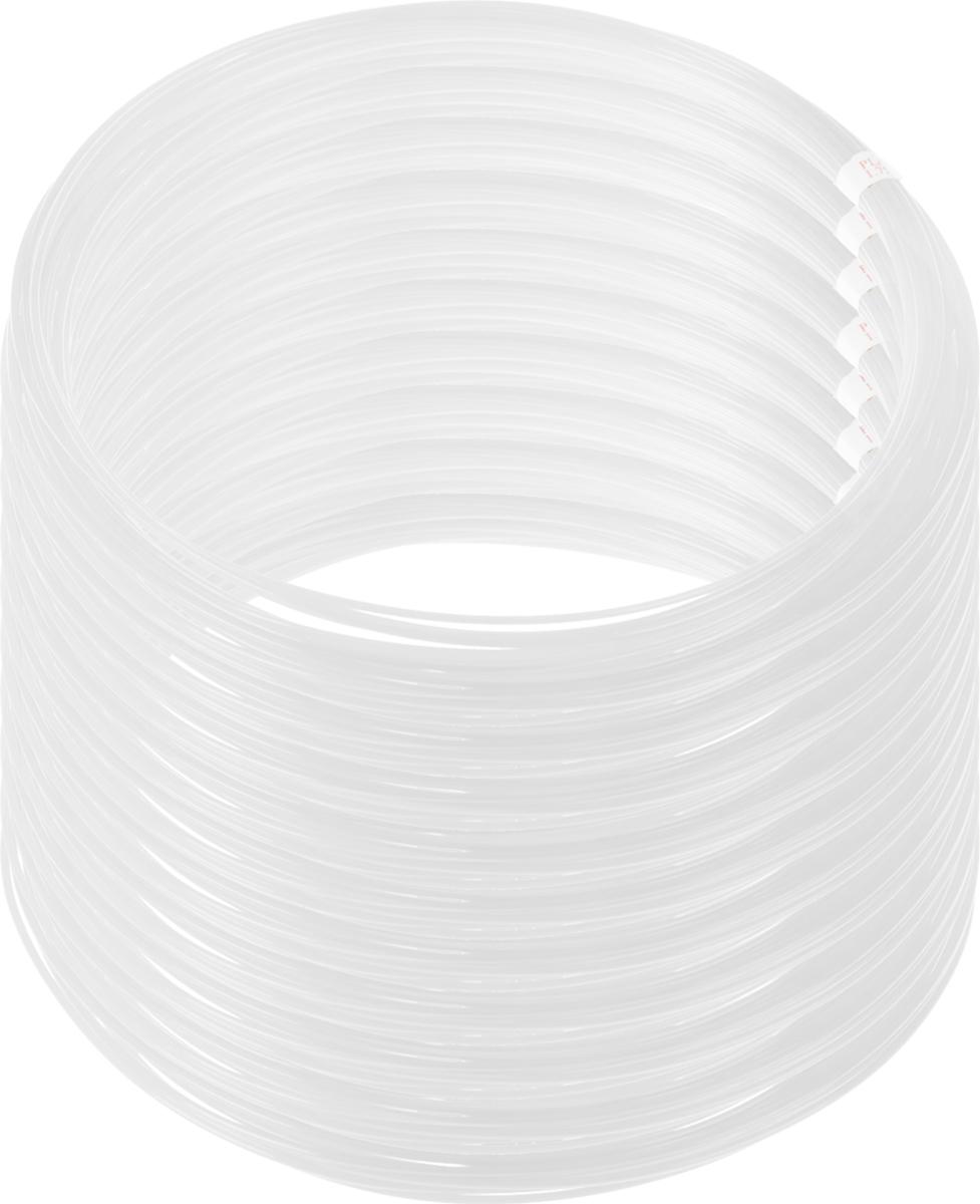 Spider Box пластик PLA, Transparent 10 м 10 шт2990000002211Пластик PLA создается из самых разнообразных продуктов сельского хозяйства - кукурузы, картофеля, сахарной свеклы и т.п. - и считается более экологичным, чем ABS, в основе которого лежит нефть. Изначально он применялся для изготовления продуктовых упаковок и легко утилизируется в промышленных компостных установках. При плавлении не выделяет едких запахов.
