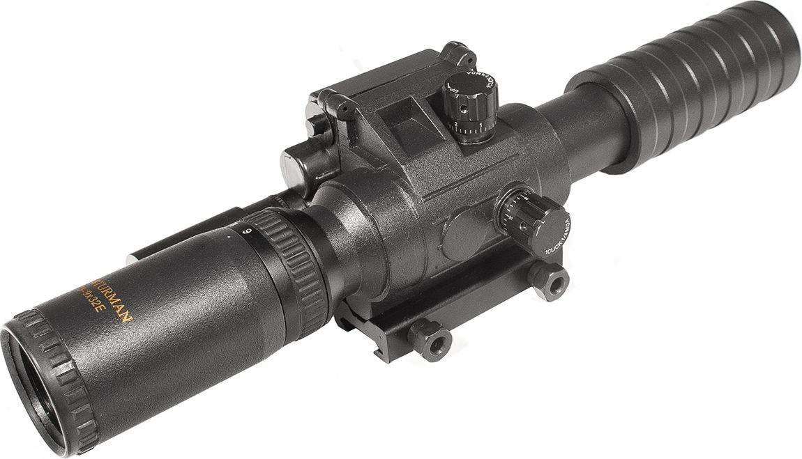 Прицел оптический  Sturman , 3-9x32 E - Стрелковый спорт