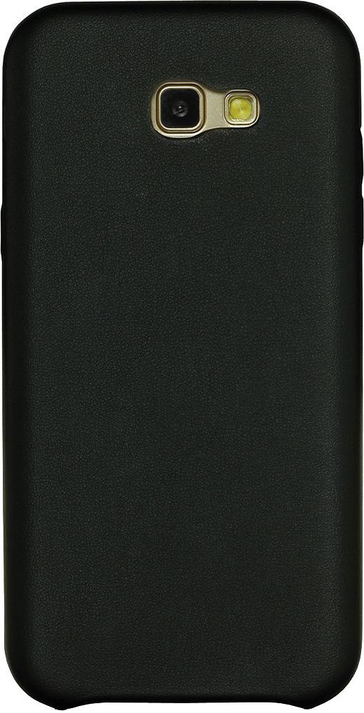 G-Case Slim Premium чехол для Samsung Galaxy A7 (2017) SM-A720F, BlackGG-827Чехол G-Case Slim Premium для Samsung Galaxy A7 (2017) - это стильный и лаконичный аксессуар, позволяющий сохранить устройство в идеальном состоянии. Надежно удерживая технику, обложка защищает корпус от появления царапин, налипания пыли. Имеет свободный доступ ко всем разъемам устройства.