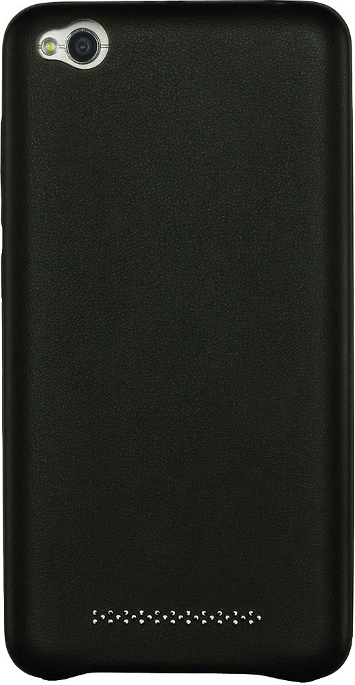 G-Case Slim Premium чехол для Xiaomi RedMi 4A, Black футболка wearcraft premium slim fit printio акула
