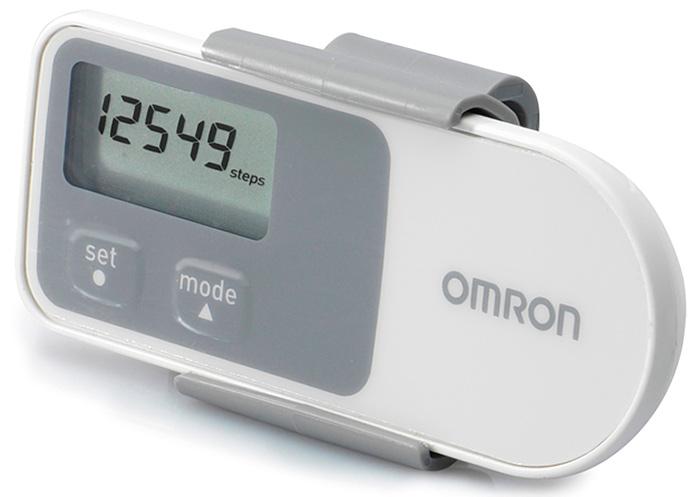 Omron HJ-320-E шагомер с 3D-сенсорной технологией подсчета шагов omron hj 320 e шагомер с 3d сенсорной технологией подсчета шагов