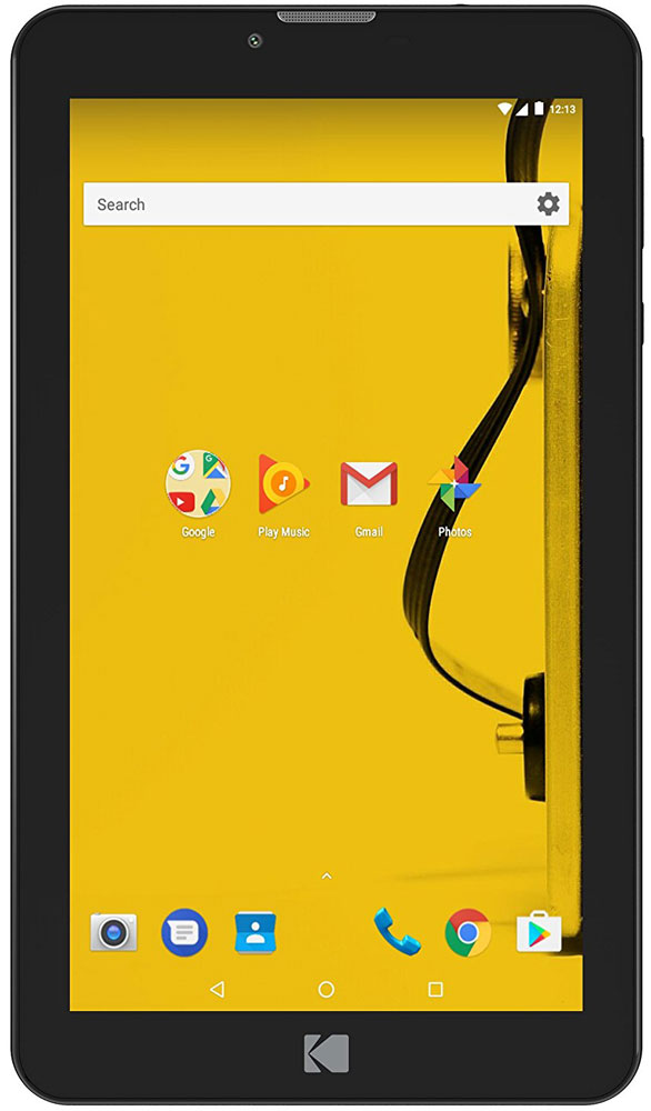 Kodak Tablet 7 (16GB), Yellow