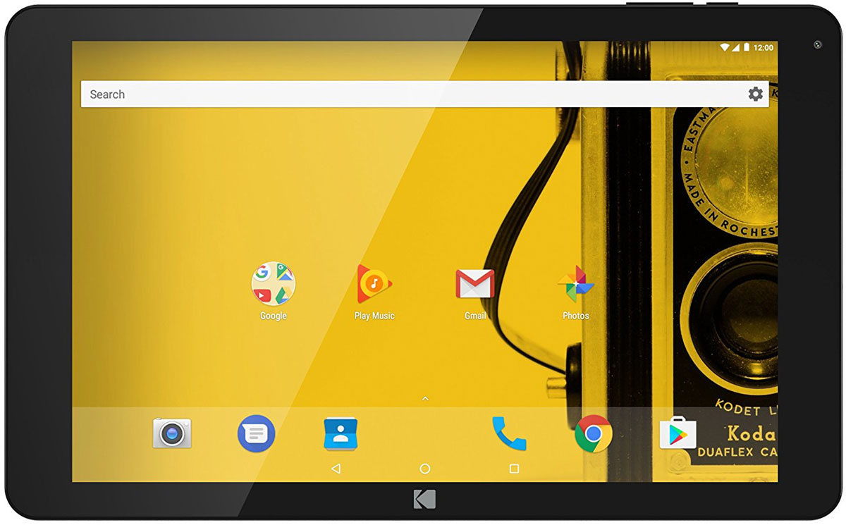 Kodak Tablet 10 (32GB), Yellow
