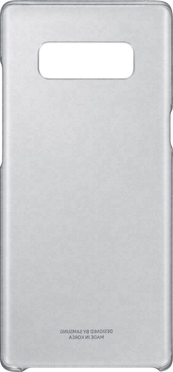 Samsung EF-QN950 Clear Cover чехол для Note 8, BlackEF-QN950CBEGRUТонкий чехол Samsung Clear Cover — элегантный аксессуар, подчеркивающий премиальный вид смартфона. Толщиной всего 0.95 мм, он не повлияет на вес и толщину смартфона, тем самым прекрасно демонстрируя его элегантность. В сочетании с нежными оттенками и глянцевой поверхностью ваш смартфон засияет по-новому!