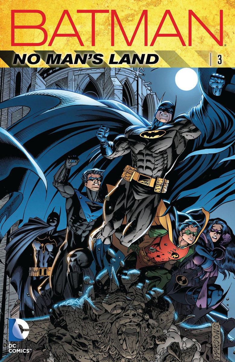 Batman. No Man's Land Vol. 3 batman detective comics volume 9 gordon at war