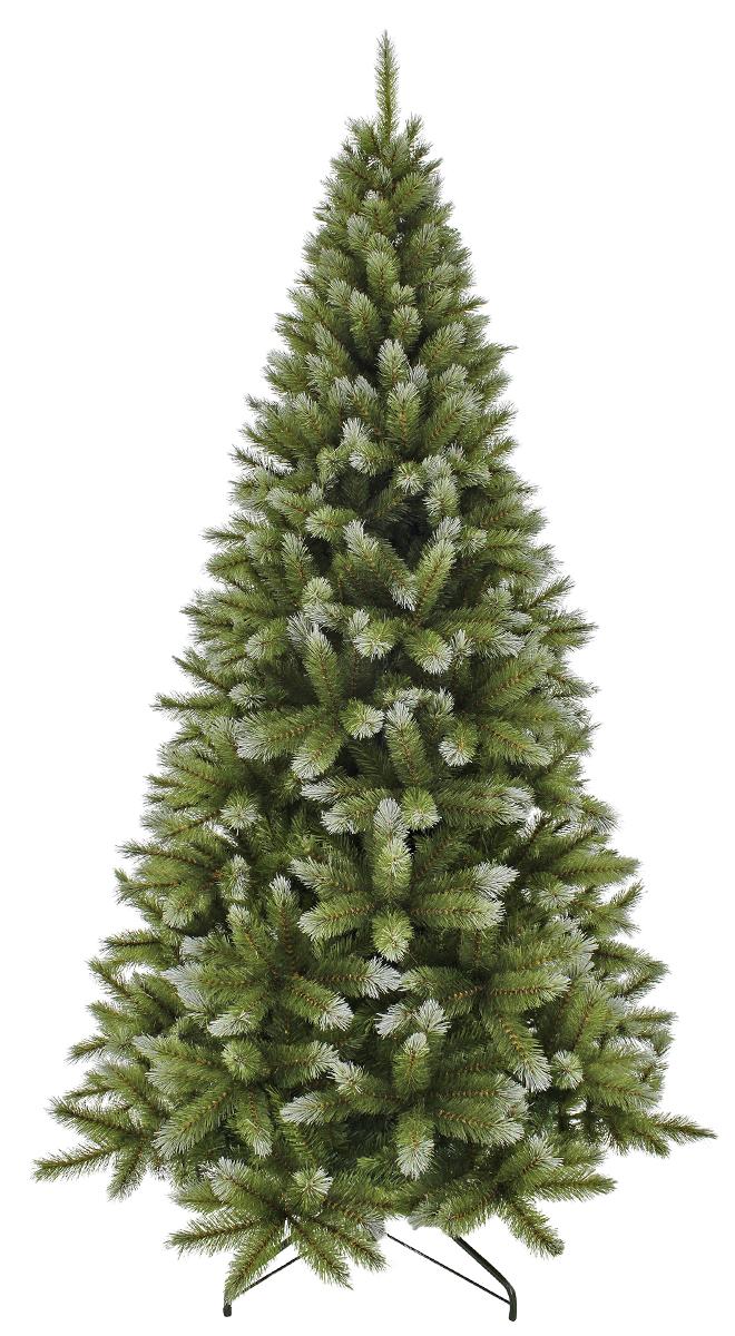 Ель искусственная Triumph Tree Женева, напольная, высота 185 см73997 (379736)Искусственная ель Triumph Tree Женева - прекрасный вариант для оформления вашего интерьера к Новому году. Такие деревья абсолютно безопасны, удобны в сборке и не занимают много места при хранении. Ель состоит из ствола с отделно прикрепляющимися ветками, верхушки и устойчивой подставки. Она быстро и легко устанавливается.Еловые иголочки не осыпаются, не мнутся и не выцветают со временем. Для большего объема и пушистости, ветки на верхушке закреплены в хаотичном порядке.Ель Triumph Tree Женева обязательно создаст настроение волшебства и уюта, а также станет прекрасным украшением дома на период новогодних праздников.