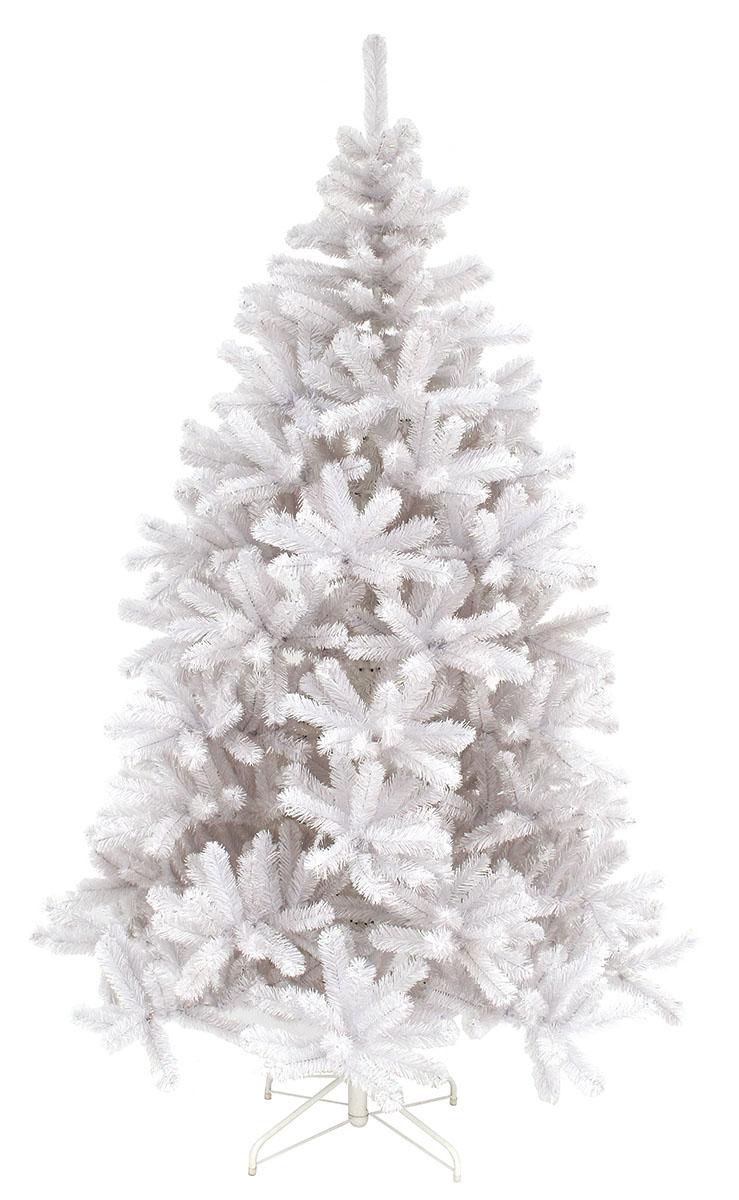 Ель искусственная Triumph Tree Исландская, цвет: белый, высота 155 см73386 (088875)