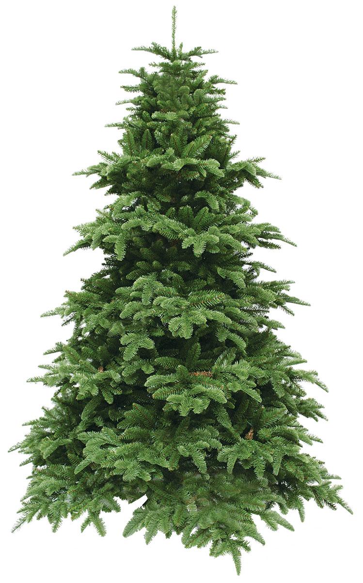 Ель искусственная Triumph Tree Нормандия, цвет: темно-зеленый, высота 200 см73425 (389516)