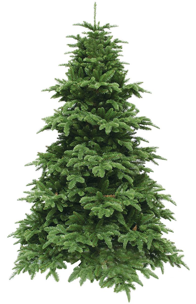 Ель искусственная Triumph Tree Нормандия, цвет: темно-зеленый, высота 230 см73450 (389518)
