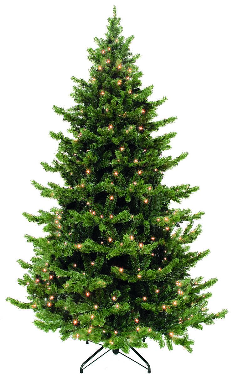 Ель искусственная Triumph Tree Шервуд Премиум с подсветкой, цвет: зеленый, высота 230 см, 336 ламп73716 (389918)Искусственная ель Шервуд Премиум абсолютно безопасна, удобна в сборке и не занимает слишком много места при хранении. Ель состоит из ствола с ветками и устойчивой подставки. Она быстро и легко устанавливается. Еловые иголочки не осыпаются, не мнутся и не выцветают со временем. Ель снабжена гирляндой, работающей от сети..Особенности елок Triumph Tree: - высокое качество; - соответствуют стандартам безопасности стран Европы; - ветки полностью безопасны для рук - нет острых режущих концов проволоки; - особо рекомендованы для детей по условиям безопасности; - хвоя из экологически чистого синтетического материала; - не воспламеняются; - гипоаллергенны; - иголки не осыпаются, не мнутся, со временем не выцветают; - простая и быстрая сборка (разборка) благодаря цветной маркировке веток и креплений; - ветки достаточно толстые, что позволяет им не гнуться и не прогибаться под тяжестью игрушек; - ветки достаточно жесткие, легко и быстро распушаются - каждая по отдельности; - устойчивая металлическая подставка; - компактная современная прочная коробка - для многолетнего хранения; - четкие инструкции по монтажу; - срок службы более 10 лет. Ель Шервуд Премиум обязательно создаст настроение праздника.