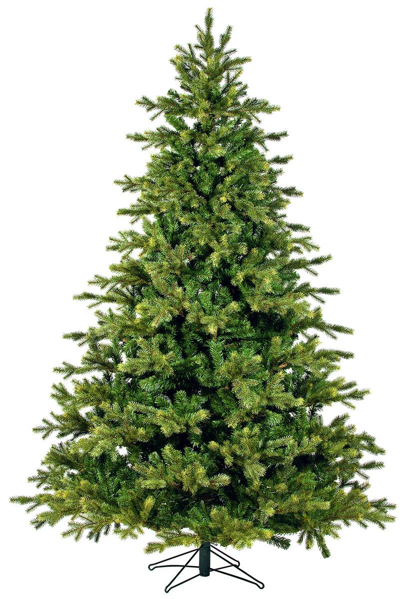 Сосна искусственная Black Box Датская, цвет: зеленый, высота 1,85 м74045 (385816)Искусственная сосна - это прекрасный вариант для оформления интерьера к Новому году. По своей пышности веточки не уступают оригиналу. А игра нескольких оттенков зелёного создаёт впечатление, что одни иголки на дереве - свежие, недавно появившиеся, а другие держатся на ветвях с самого их появления (в точности, как это происходит в природе). Сделана хвоя из ПВХ и литой резины, поэтому она - приятна на ощупь и не колет пальцы, хоть на ощупь и схожа с оригиналом. Благодаря широкой подставке, дерево сохраняет равновесие даже при давлении со стороны. Инструкция в комплекте.