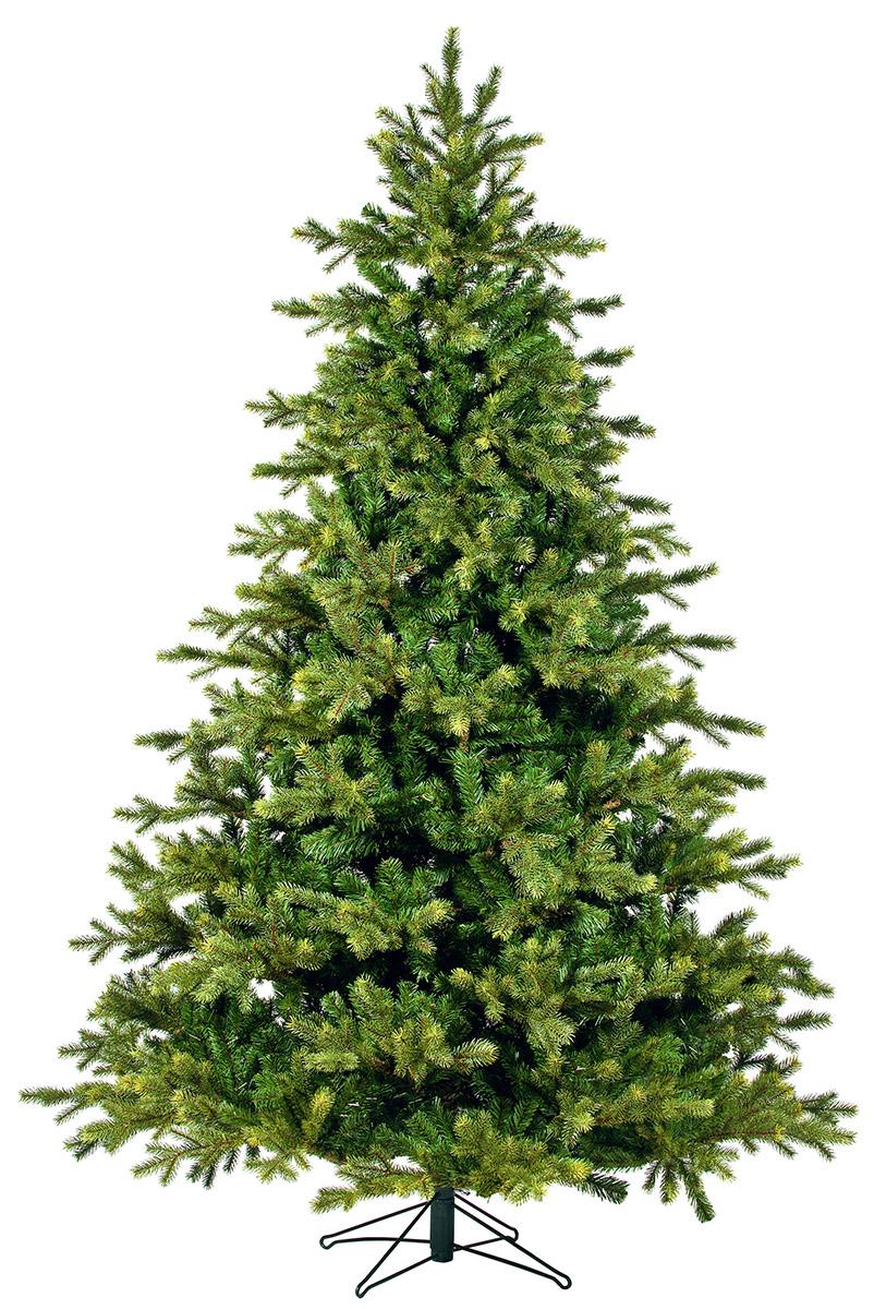 Сосна искусственная Black Box Датская, цвет: зеленый, высота 215 см74046 (385817)Искусственная сосна - это прекрасный вариант для оформления интерьера к Новому году. По своей пышности веточки не уступают оригиналу. А игра нескольких оттенков зелёного создаёт впечатление, что одни иголки на дереве - свежие, недавно появившиеся, а другие держатся на ветвях с самого их появления (в точности, как это происходит в природе). Сделана хвоя из ПВХ и литой резины, поэтому она - приятна на ощупь и не колет пальцы, хоть на ощупь и схожа с оригиналом. Благодаря широкой подставке, дерево сохраняет равновесие даже при давлении со стороны. Инструкция в комплекте.