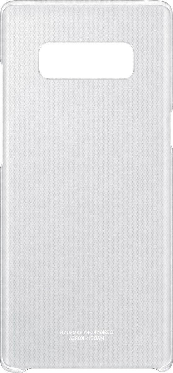 Samsung Clear Cover Great чехол для Note 8, TransparentSAM-EF-QN950CTEGRUТонкий чехол Clear Cover — элегантный аксессуар, подчеркивающий премиальный вид смартфона. Толщиной всего 0.95 мм, он не повлияет на вес и толщину смартфона, тем самым прекрасно демонстрируя его элегантность. В сочетании с нежными оттенками и глянцевой поверхностью ваш смартфон засияет по-новому!