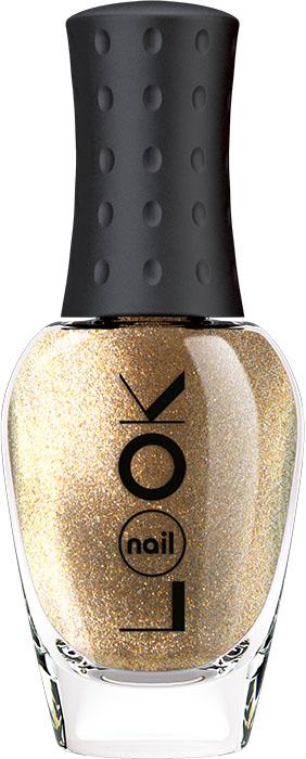 nailLOOK Лак для ногтей Trends Elements, тон Golden Babylon, 8,5 мл31913Новая драгоценная коллекция Elements. В коллекцию вошло 3 роскошных оттенка-бронзовый, серебряный, золотой. С ними вы сможете создать свой идеальный total look. Ослепительно золотой оттенок, демонстрирующий хороший вкус и превосходство своего обладателя. Запатентованная формула лака с высоко пигментированными золотыми частичками в составе, обеспечивает гладкое и плотное нанесение. Блеск золота затмит все вокруг!