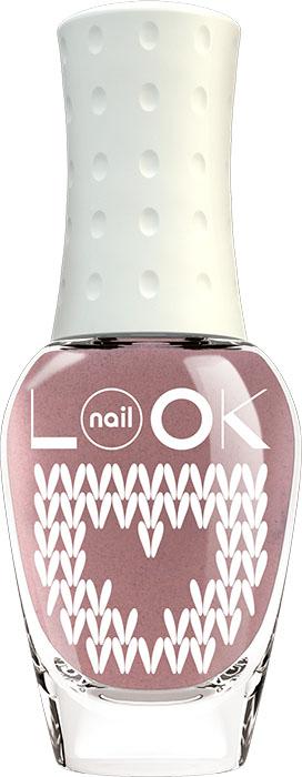 nailLOOK Лак для ногтей Trends Cashmere, тон Bonnet, 8,5 мл