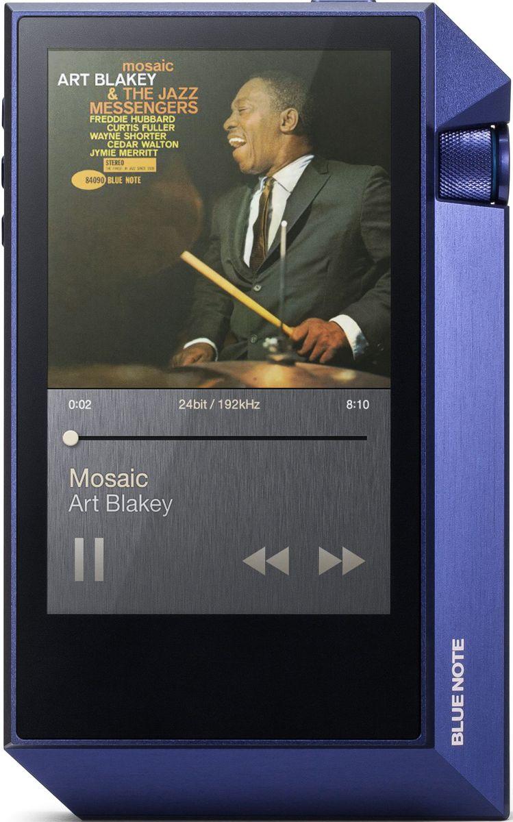 Astell&Kern AK240 Blue Note Limited Edition Hi-Fi плеер15117750AK240 в комплекте 75 альбомами на SD картах