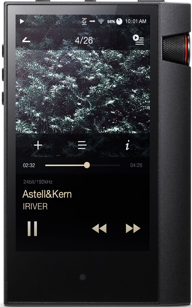 Astell&Kern AK70, Black Hi-Res плеер