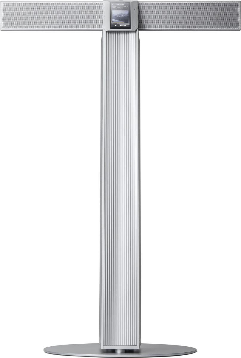 Astell&Kern AK T1, Silver Hi-Fi плеер15119462стерео-колонка с функцией приема звука по bluetooth,Wi-Fi, Ethernet, DLNA, microSD, ЦАП Cirrus Logic CS4398 x2, 6 динамиков,мощность до 180 Вт,част.диапазон 48- 22000Гц, сенсорный дисплей 480х800, 3,5 мм джек, штекеры оптический и тюльпан