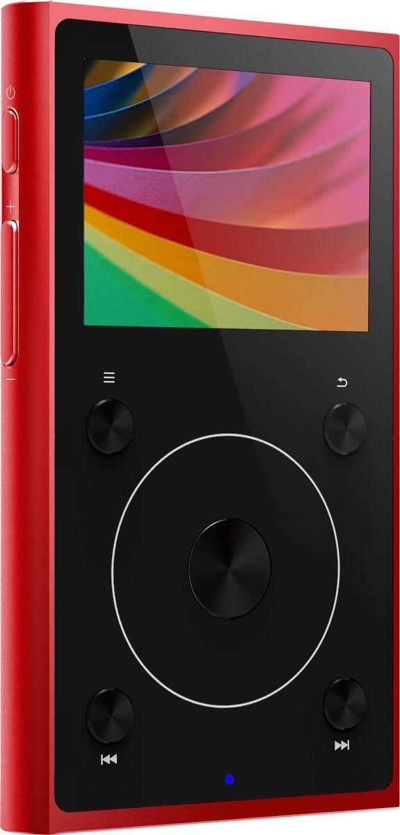 Fiio X1 II, Red Hi-Res плеер - MP3-плееры и диктофоны