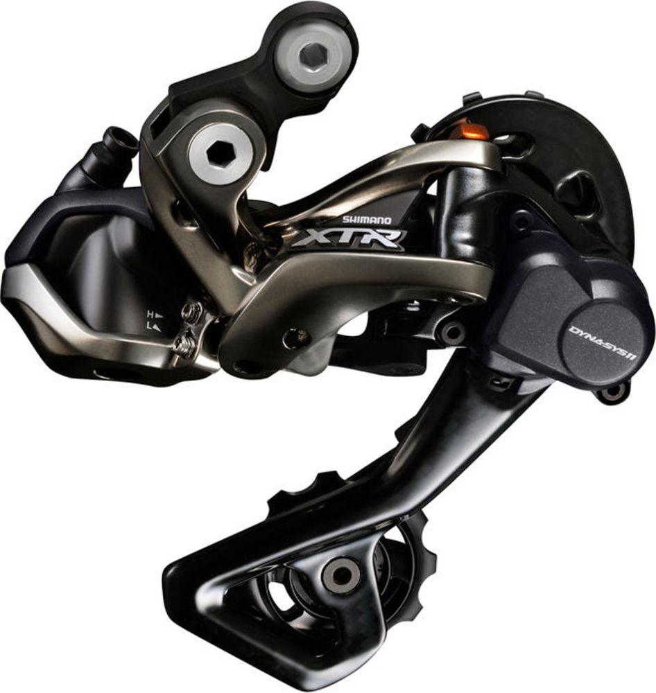 Переключатель задний Shimano  XTR Di2 M9050 , 11 скоростей, GS - Велосипеды и аксессуары