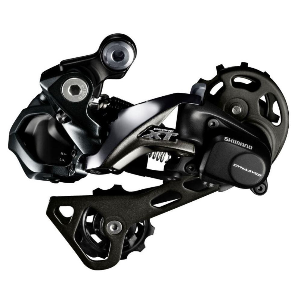 Переключатель задний Shimano  XT Di2 M8050 , 11 скоростей, GS - Велосипеды и аксессуары