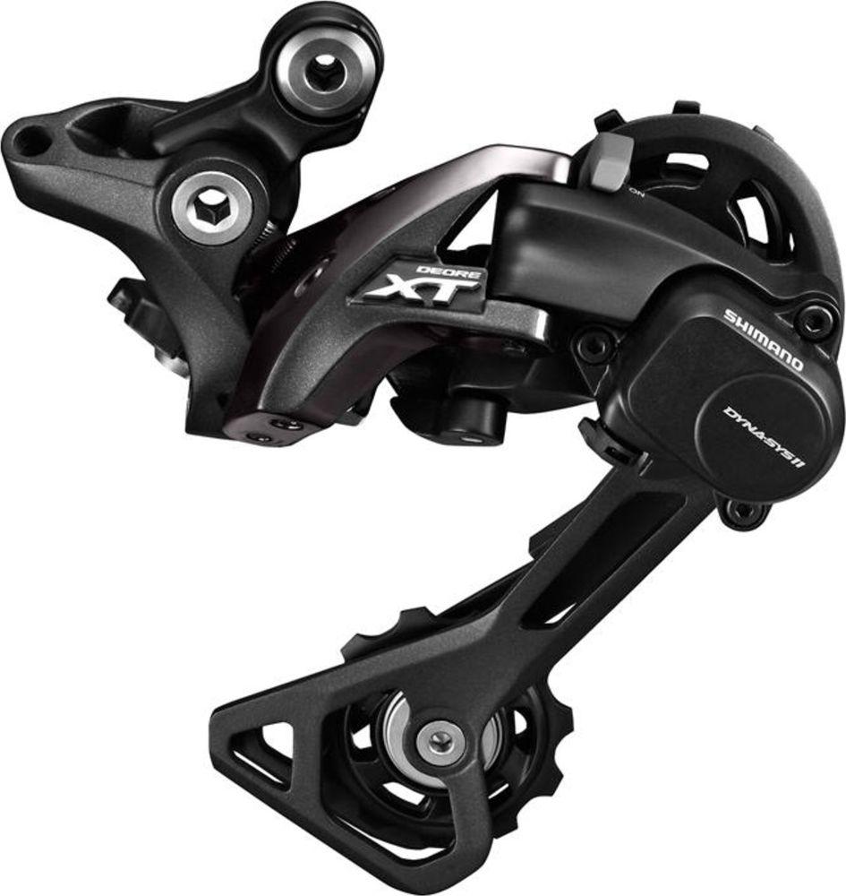 Переключатель задний Shimano  XT M8000 , 11 скоростей, Shadow+, GS - Велосипеды и аксессуары