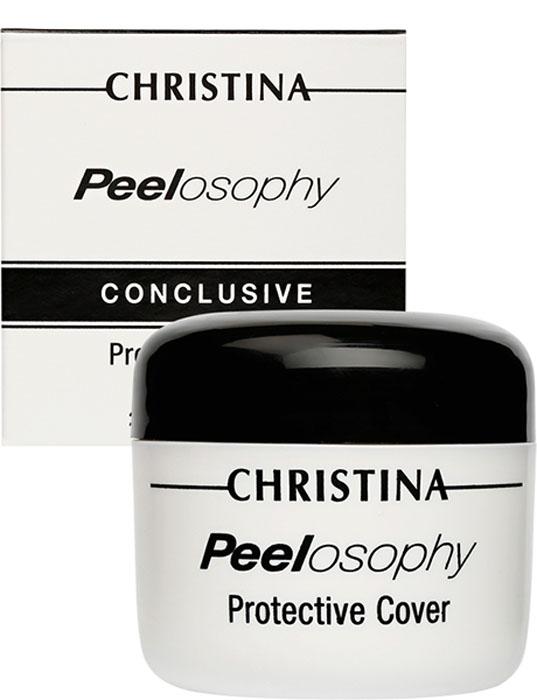 Peelosophy Protective Cover Conclusive Постпилинговый защитный крем, 20 мл - Косметика по уходу за кожей