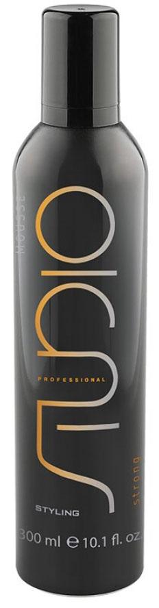 Kapous Professional Studio Мусс для укладки волос сильной фиксации, 300 мл kapous professional мусс для укладки волос нормальной фиксации 400 мл