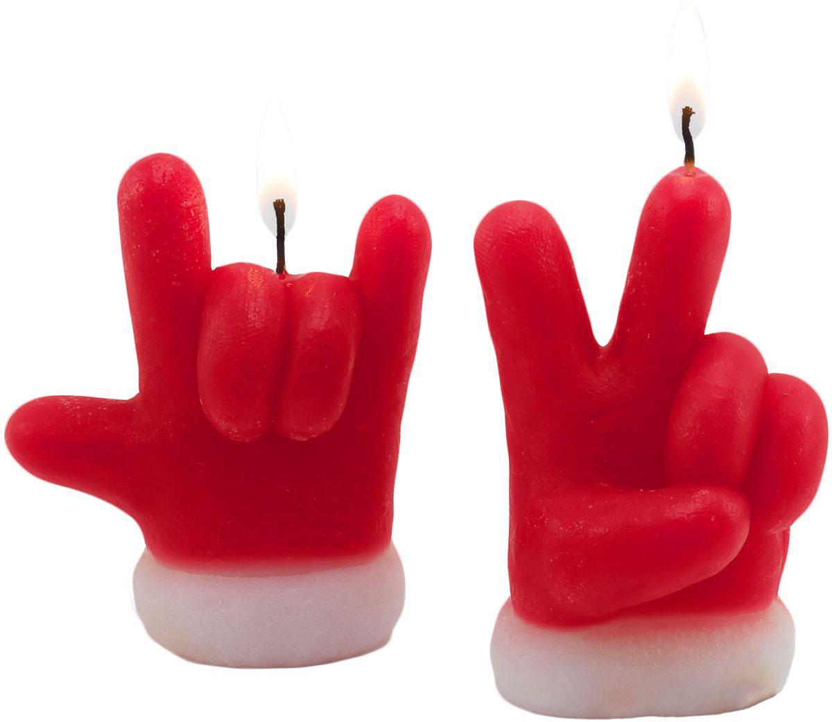 Свеча декоративная Sima-land Новогодний привет, цвет: красный, высота 10,5 см1543774Какой новогодний стол без свечей? Вместе с мандаринами, шампанским и еловыми ветвями они создадут сказочную атмосферу, а их притягательное пламя подарит ощущение уюта и тепла. А еще это отличная идея для подарка! Свеча Sima-land оградит от невзгод и поможет во всех начинаниях в будущем году. Каждому хозяину периодически приходит мысль обновить свою квартиру, сделать ремонт, перестановку или кардинально поменять внешний вид каждой комнаты. Свеча Sima-land - привлекательная деталь, которая поможет воплотить вашу интерьерную идею, создать неповторимую атмосферу в вашем доме. Окружите себя приятными мелочами, пусть они радуют глаз и дарят гармонию. Декоративная свеча Sima-land - символ Нового года. Она несет в себе волшебство и красоту праздника. Такое украшение создаст в вашем доме атмосферу праздника, веселья и радости.
