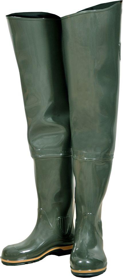 Сапоги для рыбалки мужские Nordman Single, цвет: оливковый. ПС 15 РЦ. Размер 42