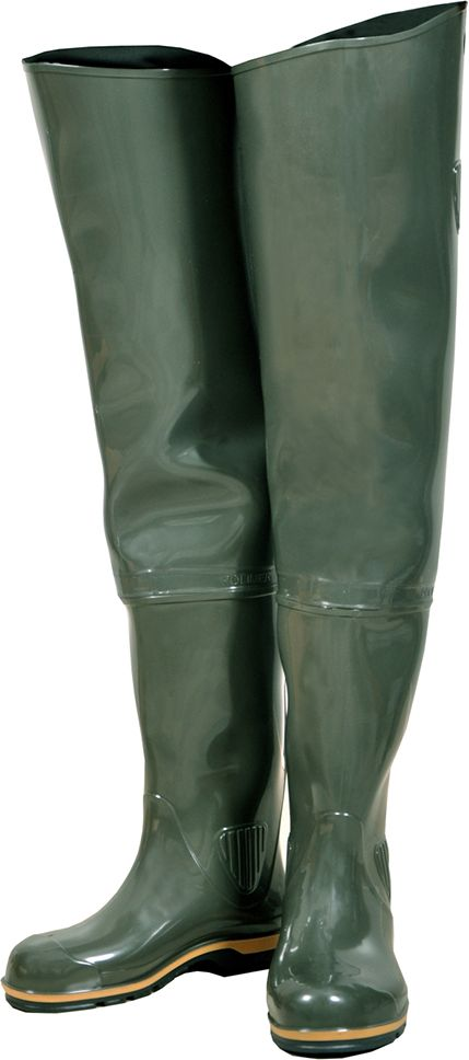 Сапоги для рыбалки мужские Nordman Single, цвет: оливковый. ПС 15 РЦ. Размер 47