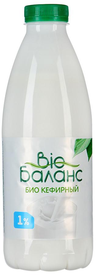 Био-Баланс Биопродукт кисломолочный кефирный, обогащенный 1%, 930 г54969Новый Био Баланс Био Кефирный - кисломолочный кефирный биопродукт, обогащенный пробиотиками (бифидобактериями), а также содержащий натуральный пребиотик - пищевые волокна инулин, который:- способствует росту благоприятной микрофлоры;- помогает нормализовать моторику кишечника;- способствует естественному очищению кишечника.