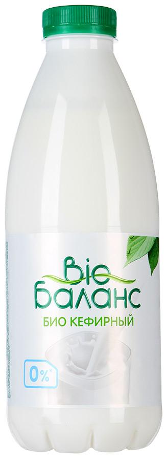 Био-Баланс Биопродукт кисломолочный кефирный, обогащенный нежирный, 930 г54967Биопродукт кефирный Bio Баланс 0% приготовлен по той же технологии, что и кефир, из натурального молока и закваски молочнокислых культур, молочных дрожжей и пробиотических культур Bifidobacterium Lactis.