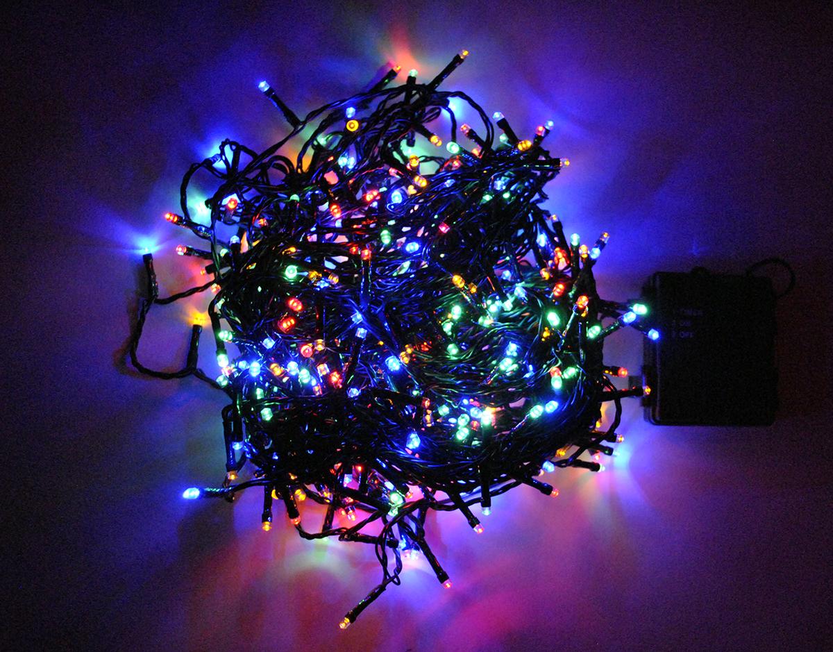 Гирлянда новогодняя Luca Lights, 96 ламп, длина 720 см лонда 10 96 отзывы