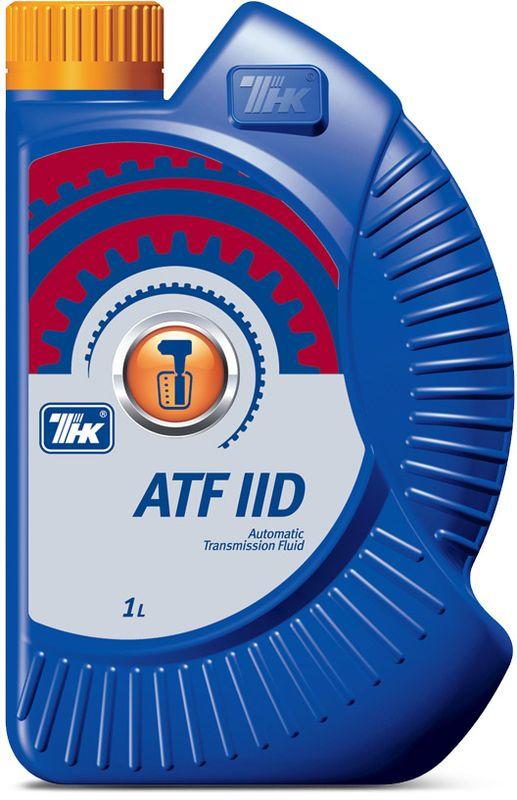 Жидкость гидравлическая ТНК ATF IID, 1 л40617432Минеральное масло ТНК ATF IID предназначено для автоматических коробок передач и гидроусилителей рулевого управления. Масло обладает высокими функциональными свойствами и произведено на основе высококачественных минеральных базовых компонентов глубокой очистки с высоким индексом вязкости.Масло содержит комплекс эффективных антиокислительных, противоизносных, моющих и противопенных присадок и специальные модификаторы трения. THK ATF IID обеспечивает оптимальную зависимость коэффициентов трения материалов пакета сцеплений АКПП от скорости скольжения. При разработке данного масла учитывались эксплуатационные требования различных производителей автоматических коробок передач. Масло разработано в соответствии со спецификациями производителей АКПП. Масло ТНК ATF IID отличается очень хорошей стойкостью к окислению и старению, высокими противоизносными и вязкостно-температурными свойствами. Цвет масла – красный.