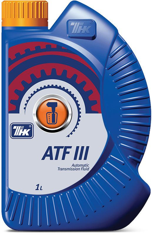 Жидкость гидравлическая ТНК ATF III, 1 л40617532Полусинтетическое масло ТНК ATF III предназначено для автоматических коробок передач и гидроусилителей рулевого управления. Масло обладает прекрасными функциональными свойствами и произведено на основе смешения высококачественных синтетических базовых компонентов и гидрооблагороженных минеральных базовых компонентов глубокой очистки с высоким индексом вязкости. Масло содержит специально подобранный комплекс эффективных антиокислительных, противоизносных, моющих и противопенных присадок и активные модификаторы трения. Масло разработано в строгом соответствии со спецификациями производителей АКПП.