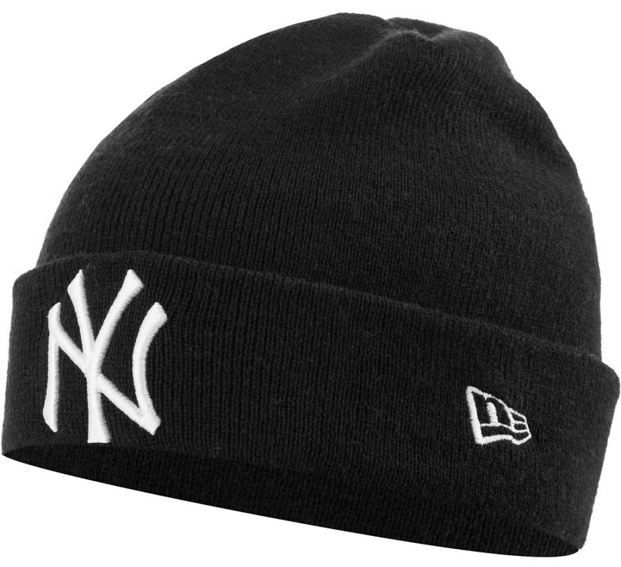 Шапка New Era Newyorkyankees, цвет: черный. 11328044-BLKWHI. Размер универсальный new era шапка для девочек new era