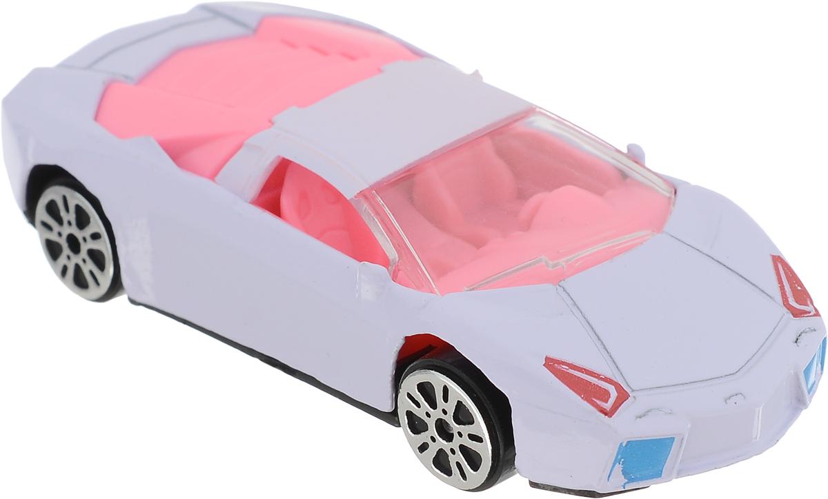 Город Игр Машинка гоночная Фиксики Симка цвет светло-сиреневый розовый