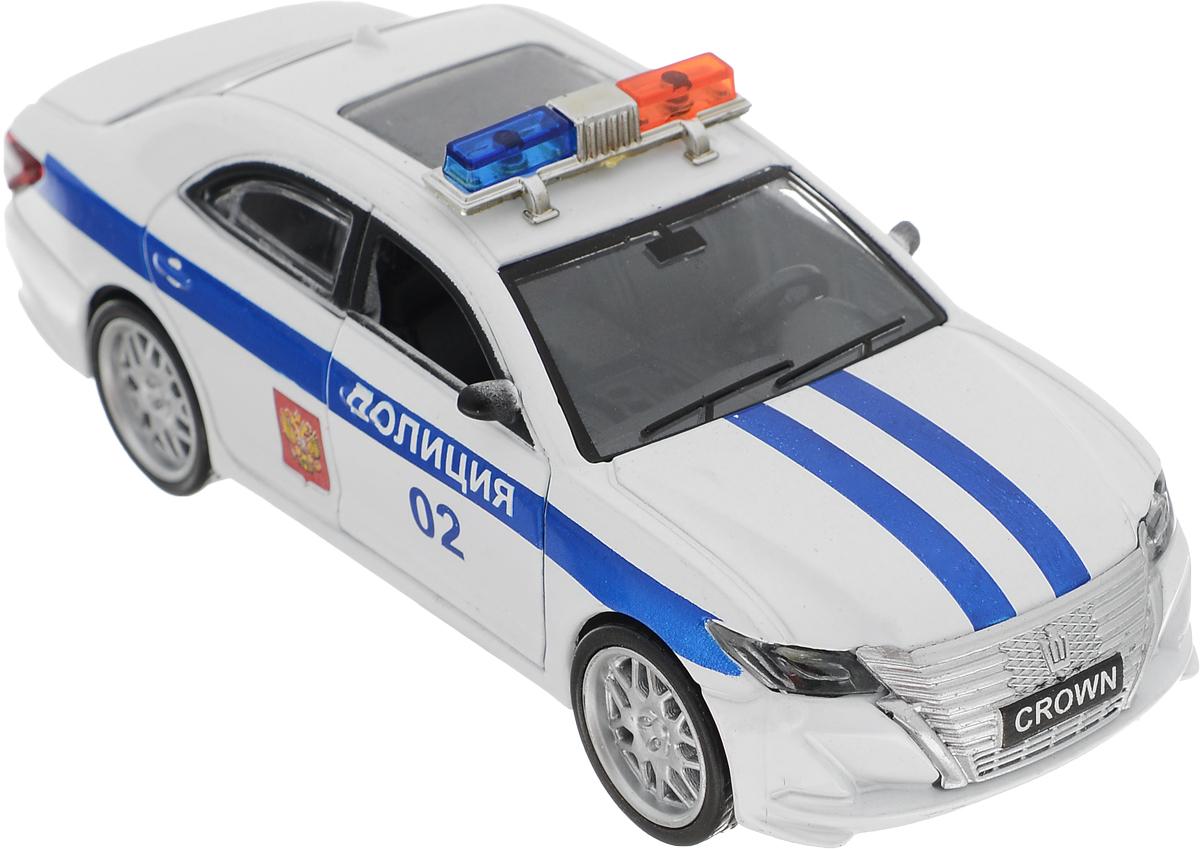 ТехноПарк Модель автомобиля Toyota Полиция седан tonka машинка полиция
