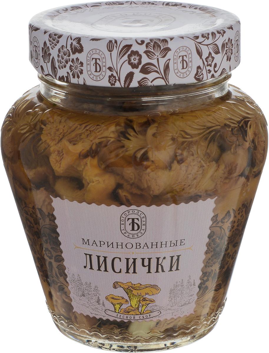 Богородская трапеза грибы лисички маринованные, 350 г богородская трапеза варенье клюквенное 420 г