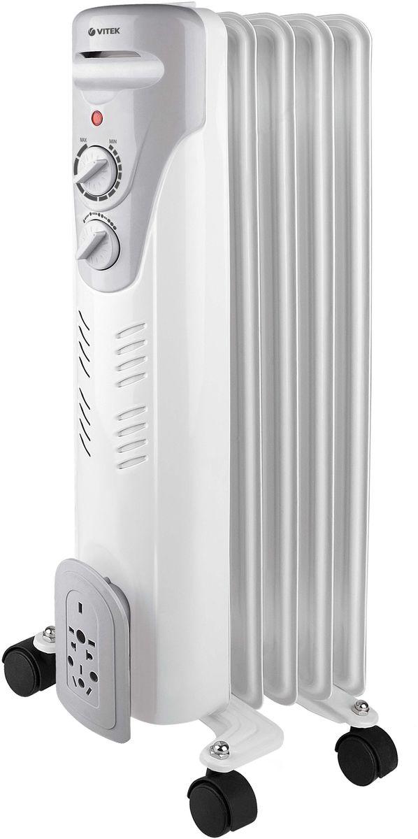 Vitek VT-1707(W) радиатор - Обогреватели