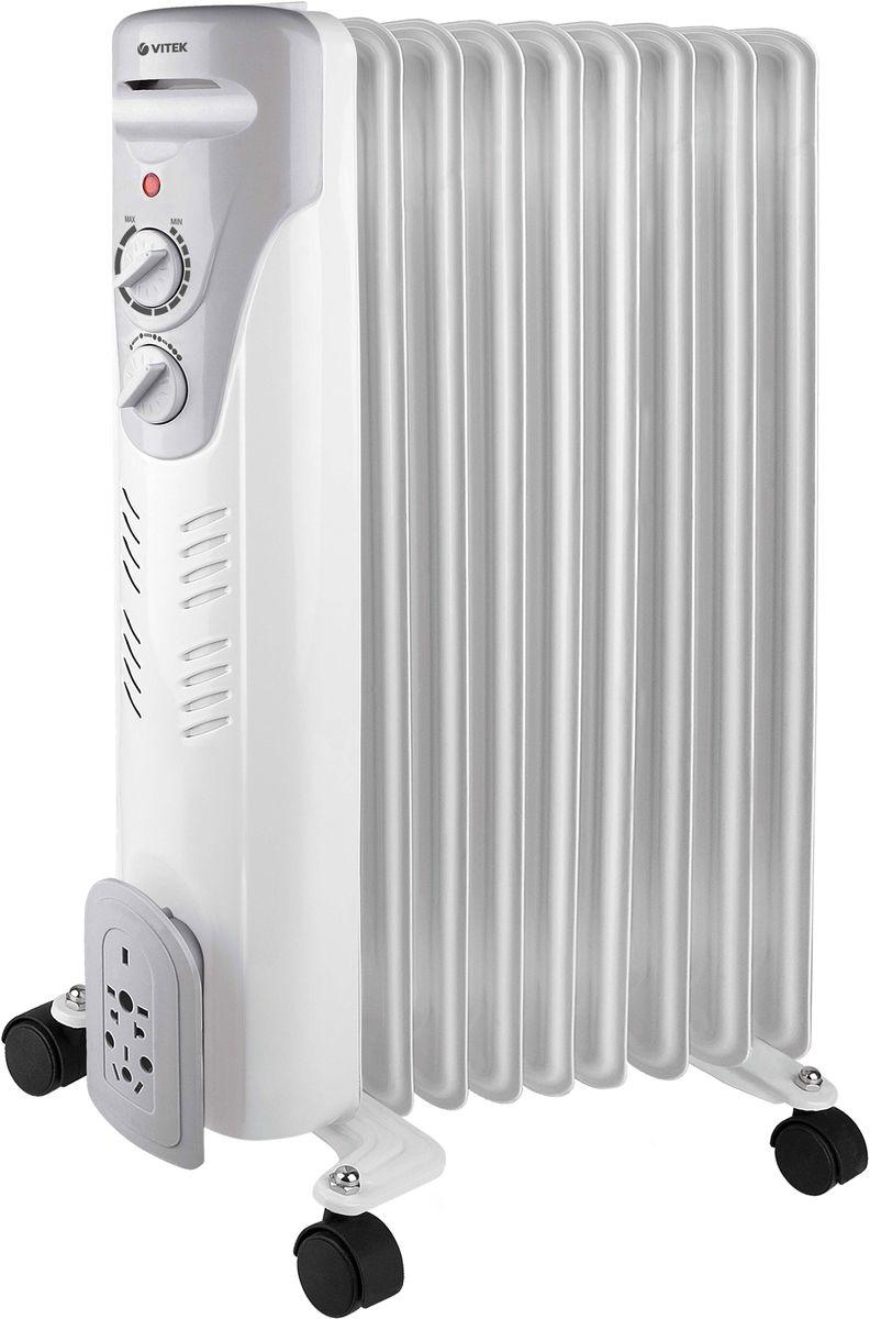 Vitek VT-1709(W) радиатор - Обогреватели