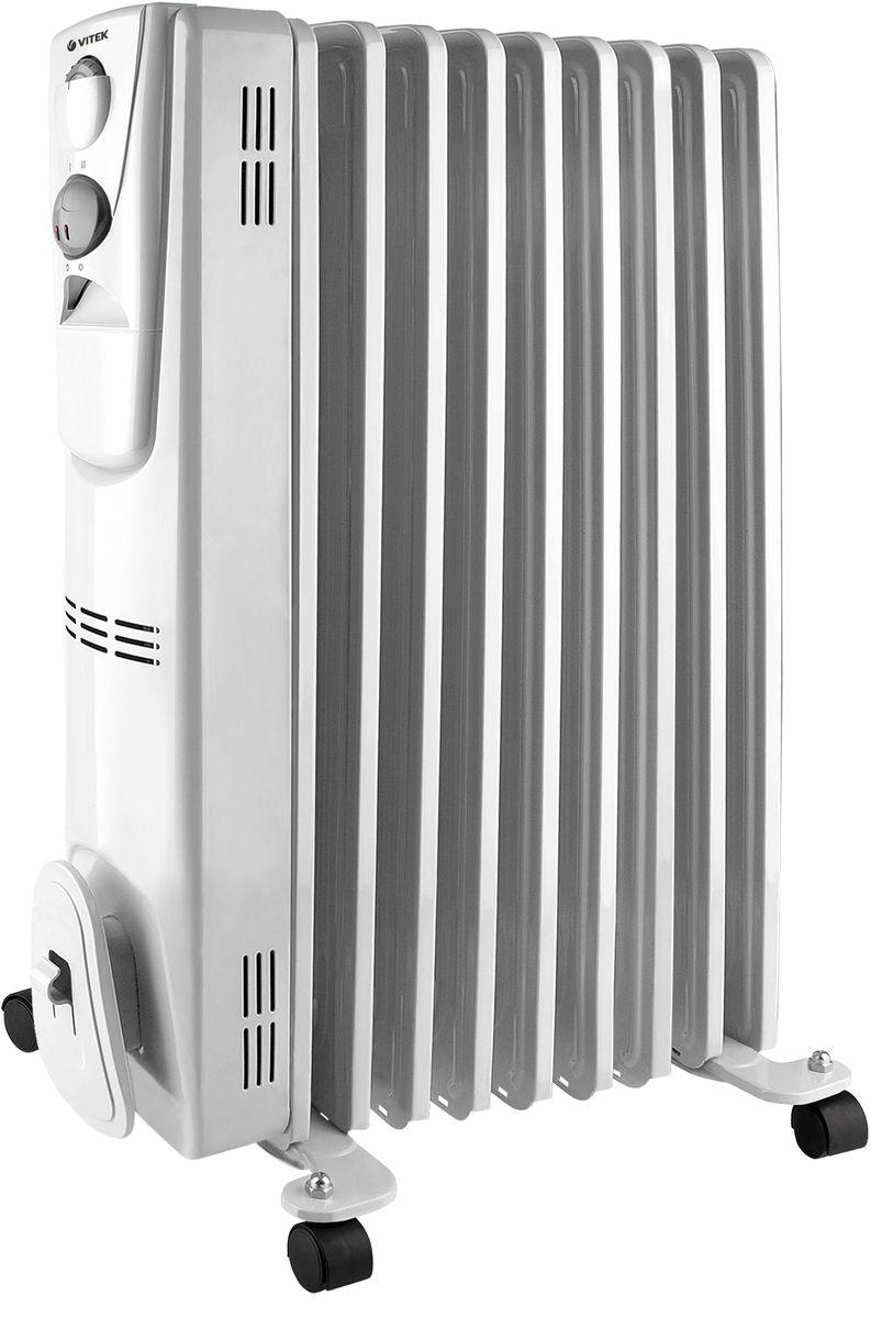 Vitek VT-2127(W) радиатор - Обогреватели