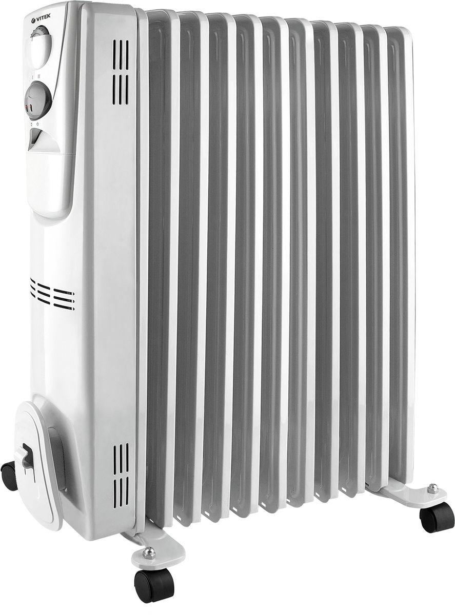 Vitek VT-2128(W) радиатор - Обогреватели