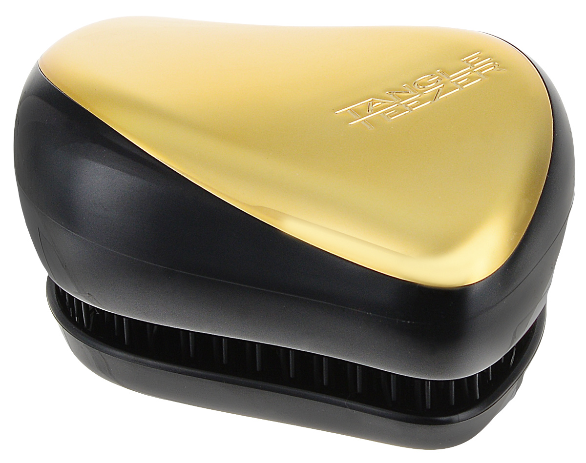 Tangle Teezer Расческа для волос Compact Styler Bronze Chrome