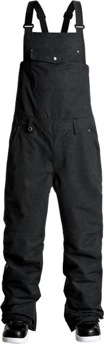 Купить Полукомбинезон мужские Quiksilver, цвет: черный. EQYTP03066-KVJ0. Размер S (46)